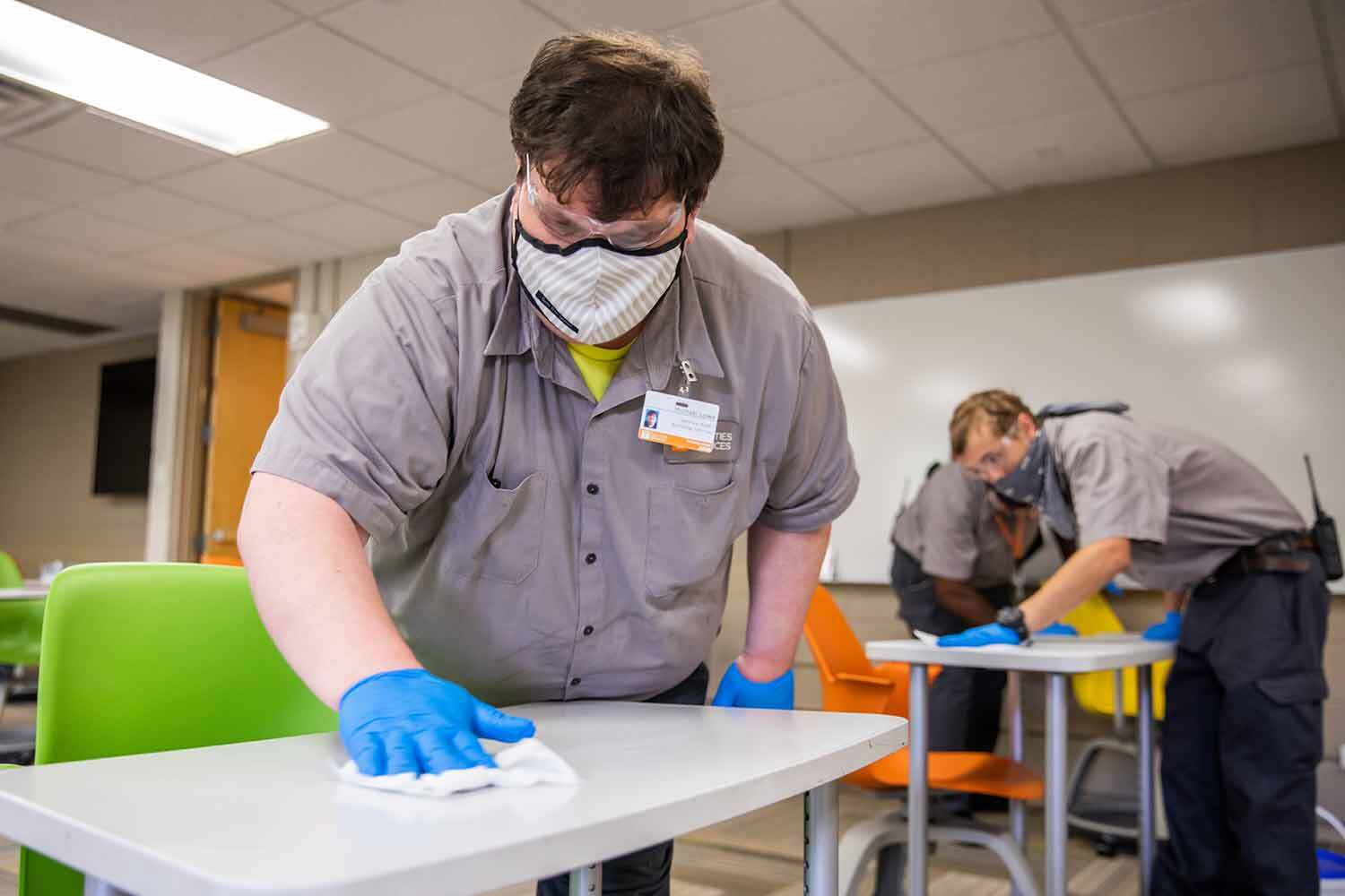 Safety in classrooms and instructional labs